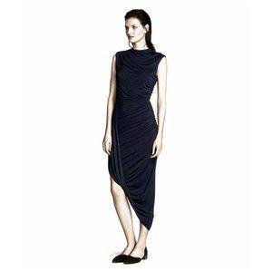 NWOT H&M Draped Dress